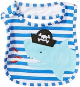 Mud Pie Pirate Shark Bib Accessories Travel