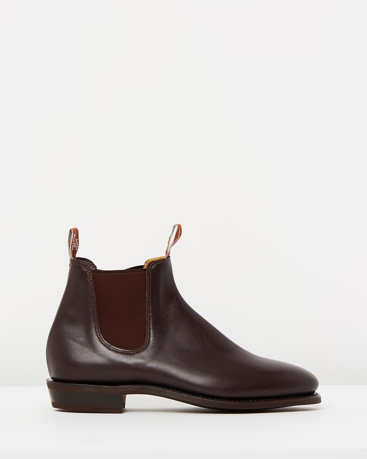 R.M. Williams Adelaide Boots - Rubber Sole