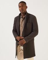 Jigsaw Deacon Jersey Coat