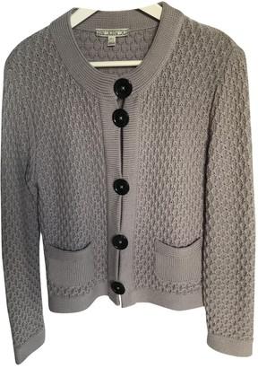 Dagmar Purple Wool Knitwear for Women