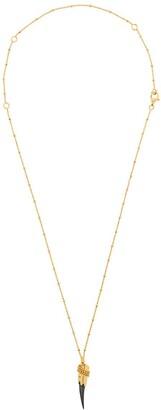 Kasun London Claw pendant necklace