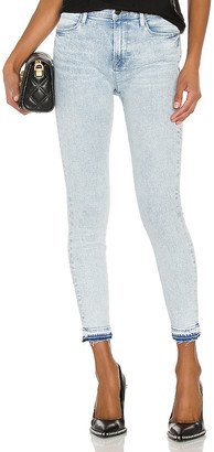 Frame Le High Skinny Crop. - size 23 (also