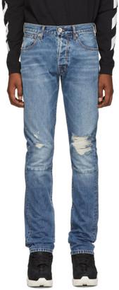 Unravel Indigo Vintage Chaos Jeans