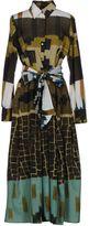 Ella EL LA 3/4 length dresses