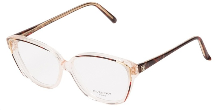 Givenchy Vintage marble effect sunglasses