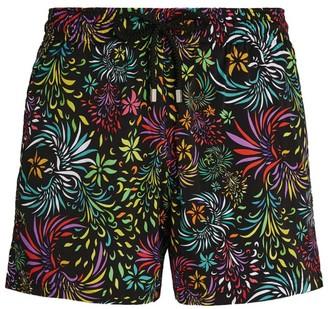Vilebrequin Evening Birds Swim Shorts