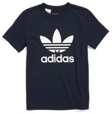 adidas Girl's Logo Graphic Tee
