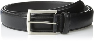 Stacy Adams Men's Brayden Full Grain Leather Belt