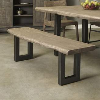 Speedwell Union Rustic Wood Bench Union Rustic