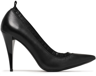 DKNY Katrina Leather Pumps