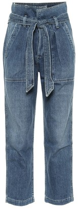 Citizens of Humanity Noelle high-rise straight jeans