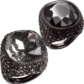 Pavé Ring by Kenneth Jay Lane