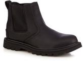 Caterpillar Black 'stoic' Chelsea Boots