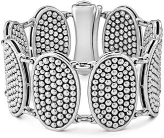 Lagos Bold Caviar Silver Bracelet