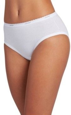 Jockey Women's 3-Pk. Cotton Hipster Underwear 9484