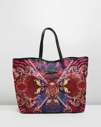 Camilla East West Tote