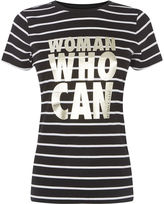Karen Millen Woman Who Can Tee