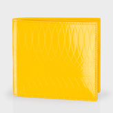 Paul Smith No.9 - Yellow Patent Leather Billfold Wallet