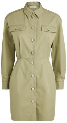 Sandro Paris Workwear Cotton Dress