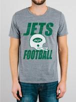 Junk Food Clothing Nfl New York Jets Tee-steel-s