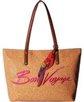Tommy Bahama Parrot Bay Tote Tote Handbags