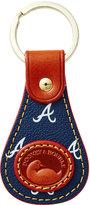 Dooney & Bourke MLB Braves Keyfob