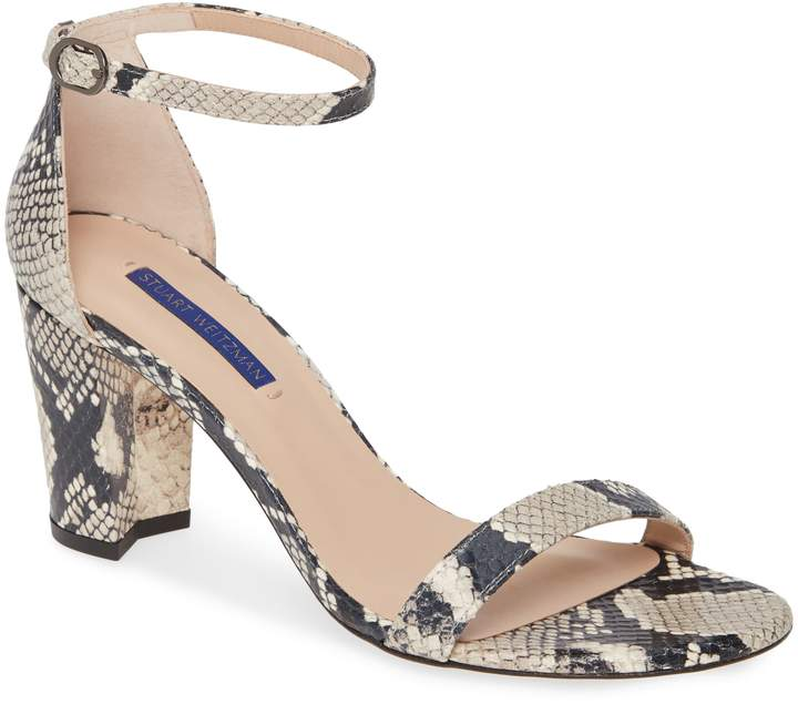 Ankle Strap Strap Sandal Ankle Nearlynude Strap Nearlynude Sandal Nearlynude Ankle dshQrt
