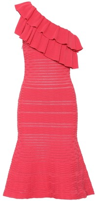 Rebecca Vallance Chiara knitted dress