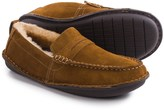 Tempur-Pedic Isoheight Slippers - Suede (For Men)
