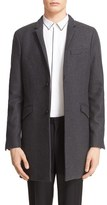 The Kooples Men's Wool Blend Coat