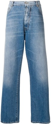 Unravel Project Classic Boyfriend-Fit Jeans
