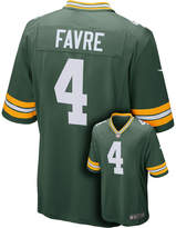 Nike Men's Green Bay Packers Bret Favre Elite NFL Replica Jersey