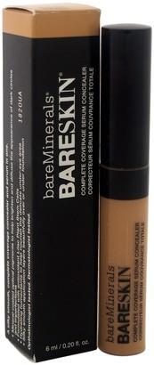 bareMinerals Bareskin Complete Coverage Serum Medium Golden Concealer for Women 0.2 Ounce