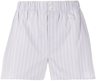 Brioni Relaxed-Fit Striped Boxers