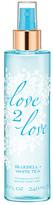 Love2Love Women's Fragrance Mist Bluebell + White Tea