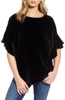 AG Jeans Women's Clara Velvet Top