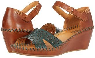 PIKOLINOS Margarita 943-1691C1 (Emerald) Women's Shoes