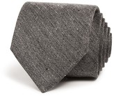 The Men's Store at Bloomingdale's Donegal Tweed Solid Classic Tie