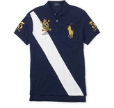 Polo Ralph Lauren Classic-Fit Banner Polo