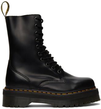 Dr. Martens Black Jadon Hi Boots