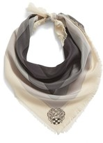 Vince Camuto Women's Optic Geo Silk Scarf