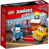 Lego Disney Cars 3 Guido & Luigi`s Pit Stop
