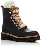 Sigerson Morrison Isa Shearling Booties