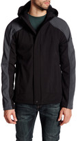 Revo Hooded Metro Jacket
