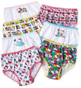 Hello Kitty 7-pk. Brief Panties - Girls 2t-6