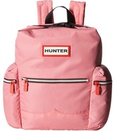 Hunter Original Mini Top Clip Nylon Backpack Backpack Bags