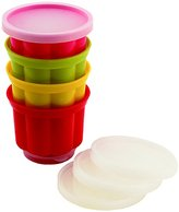 Tala Mini Coloured Jelly Moulds