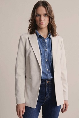 Witchery Jersey Blazer
