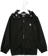 Dolce & Gabbana zipped jacket - kids - Polyester - 6 yrs