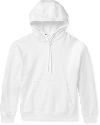 Nike Nrg Logo-Embroidered Fleece-Back Cotton-Blend Jersey Hoodie